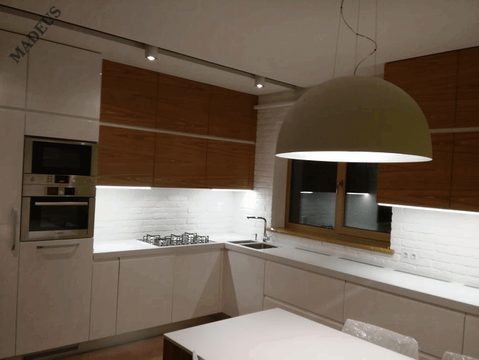 Кухня Вайтголд