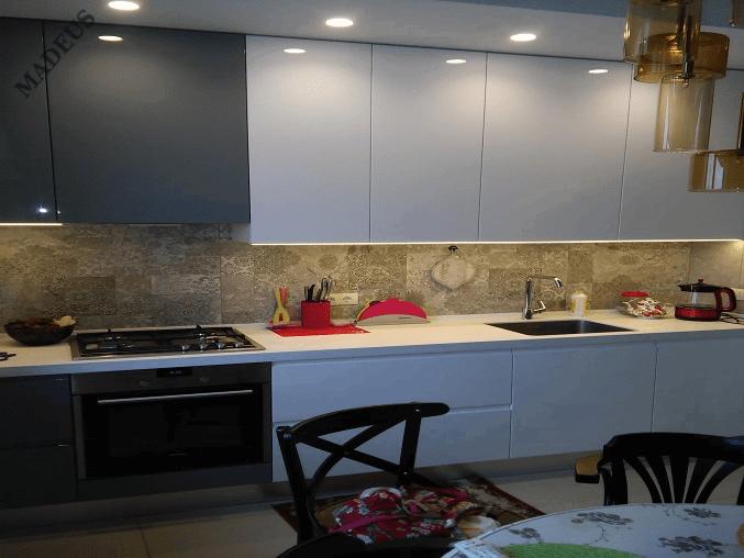 Кухня Ситистайл