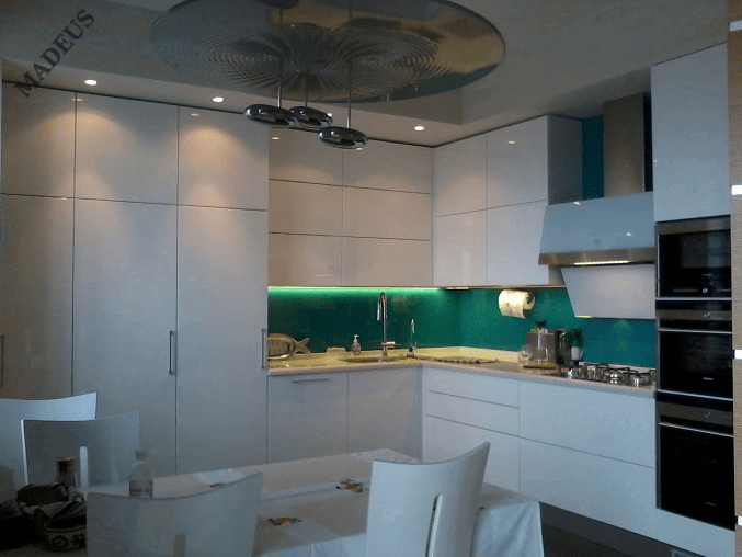 Кухня Женева
