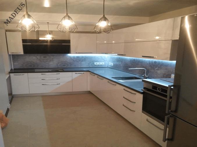 Кухня Глос