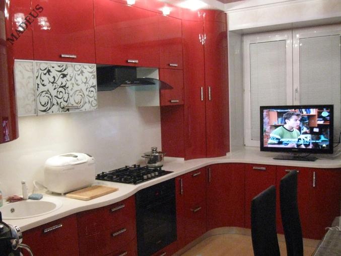 Кухня Коралл